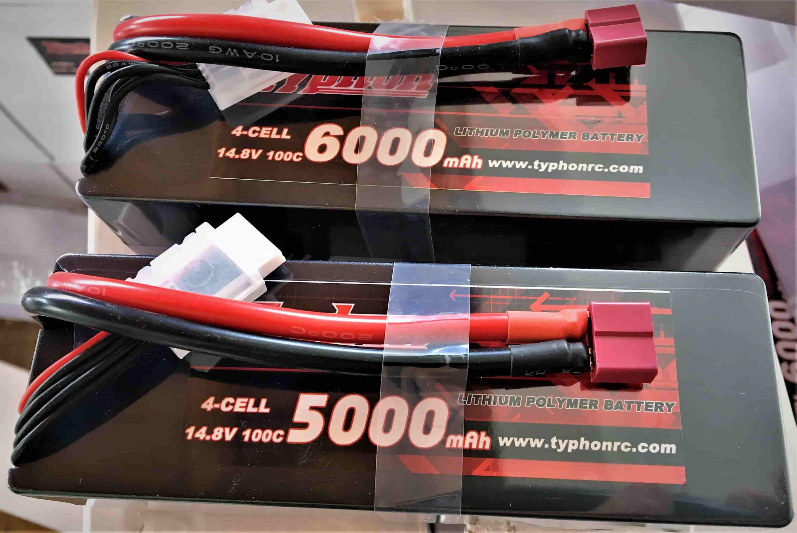 Batería Typhon 14,8 5000 MAH